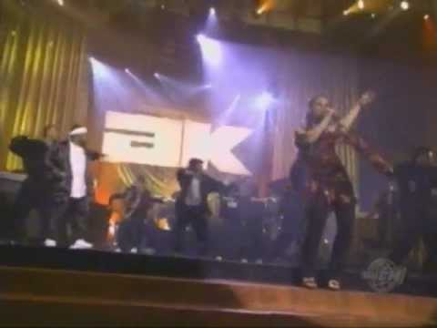 Alicia Keys - Girlfriend (Live @ Soul Train awards 2002)