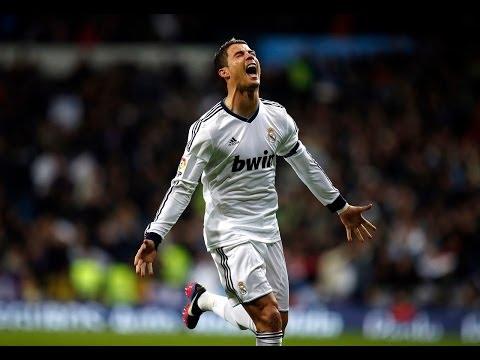 مهارات واهداف كريستيانو رونالدو ضد اتلتيكو مدريد 2010/2014 ( HD ).