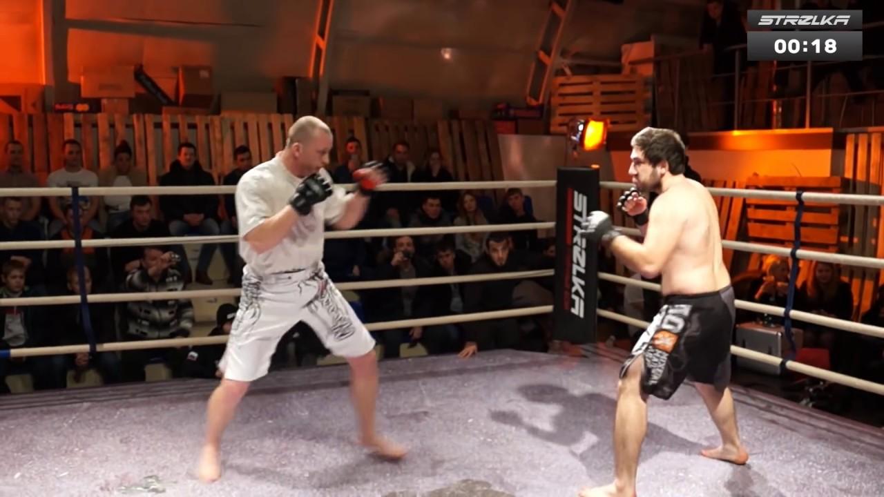 Борец против Боксера, Бой ВЕКА!!