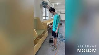 Publication Date: 2021-09-06   Video Title: 九龍華仁書院 - 除甲醛工程