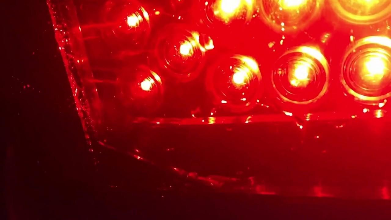 TowSmart LED Low Profile Trailer Light Kit Submersion Test - YouTube