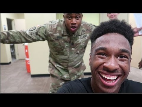 Future Soldier Training | VLOG