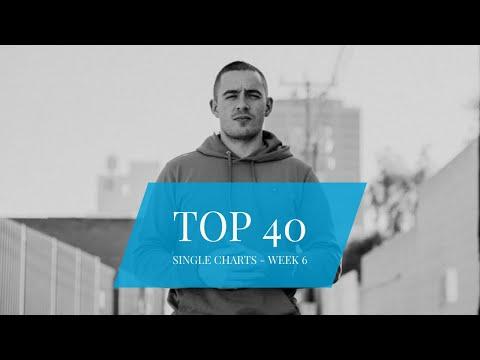 Top 40 Single Charts - Week 6 - 2019