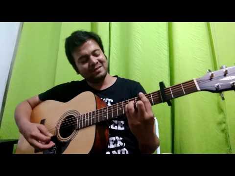 Amaro Porano Jaha Chay   Rabindra Sangeet   Live Unplugged Acoustic Guitar version by GORA