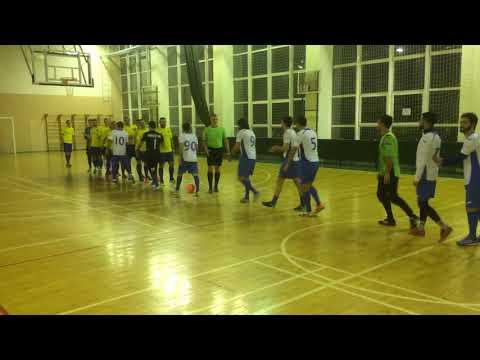 МФК Аджария - Krba team  5:3