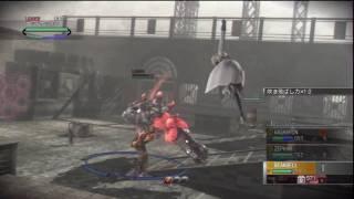 Resonance of Fate HD Boss Gameplay