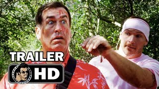 ROB RIGGLE'S SKI MASTER ACADEMY Official Trailer (HD) Crackle Comedy Series