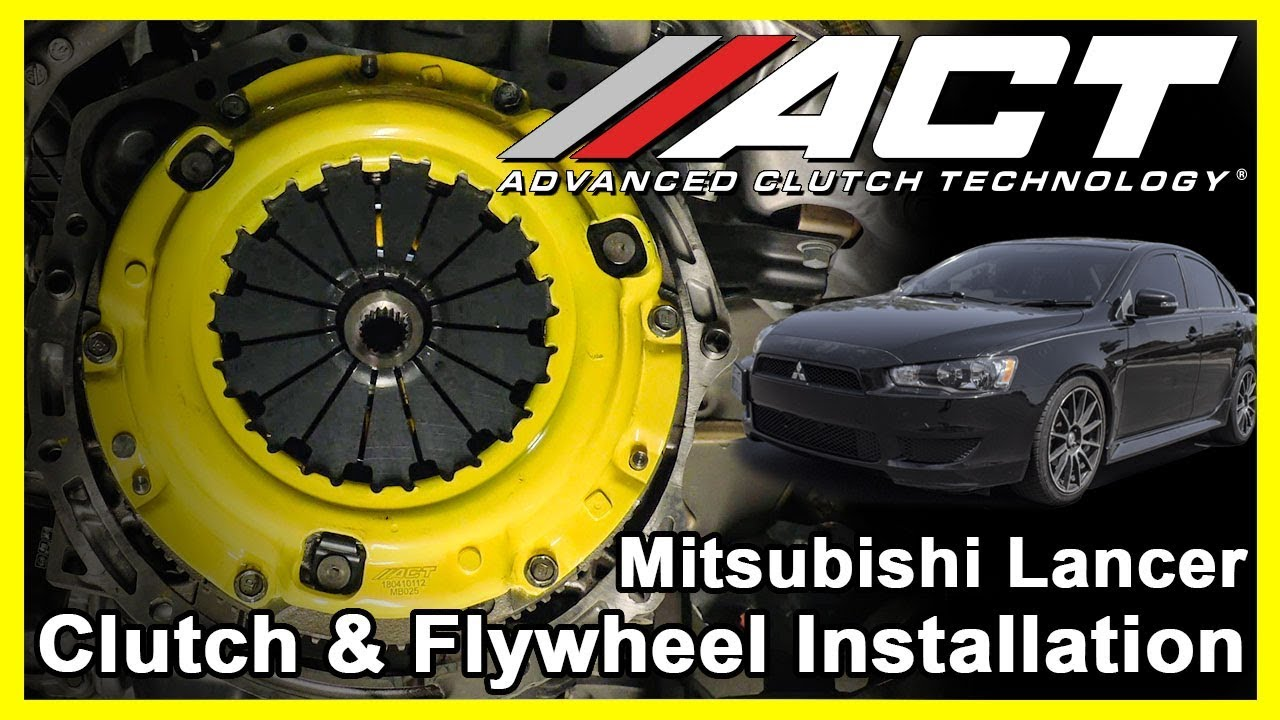 Flywheel Compatible with 2008-2017 Mitsubishi Lancer 2.4L 4 Cylinder
