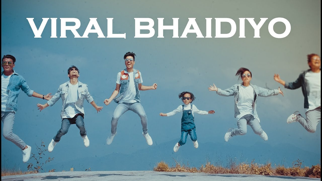 Viral Bhaidiyo - Manas Raj | Beest Production (Official Music Video) #1