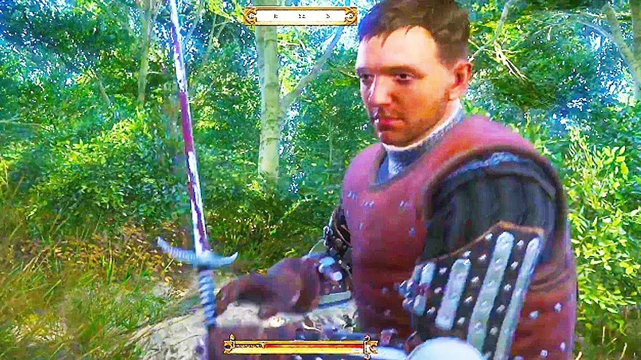 Kingdom Come Deliverance 9 Minutes Of New Gameplay Demo