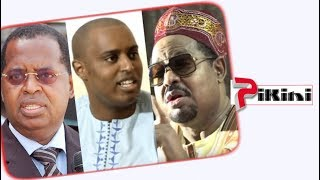 Les propos de Ameth Khalifa Niass ne sont pas les volontés de Sidy Lamine