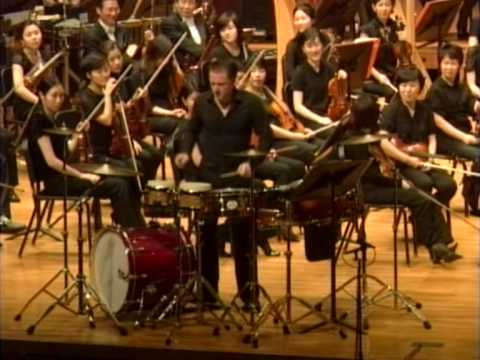 Colin Currie - Jennifer Higdon's Percussion Concerto