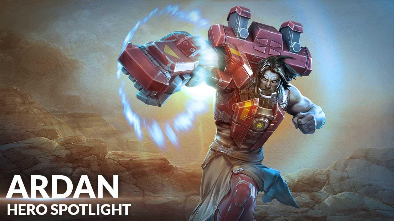 Ardan hero spotlight youtube