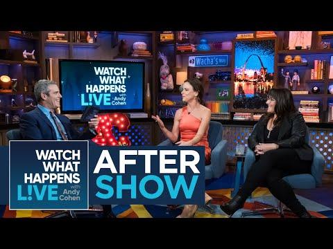 After Show: Juliette Lewis Praises Robert De Niro  WWHL