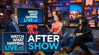 After Show: Juliette Lewis Praises Robert De Niro | WWHL