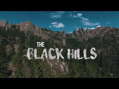 The Black Hills, South Dakota - 4K