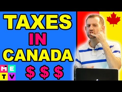 CANADIAN TAXES (For Immigrants)