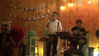 """Ánh sáng đời tôi - Đoàn Đức [Đêm nhạc """"Mùa yêu đầu"""" - Xương Rồng Coffee & Acoustic]"""