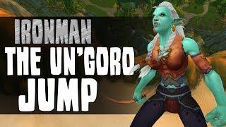 WoW Ironman | FALL INTO UN'GORO! [Cobrak] #7