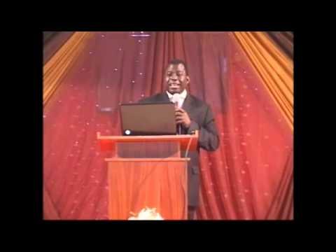 2012 Conference (Pastor Olaitan Olubiyi - Essential Verbal Communication)
