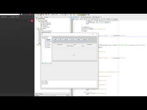 [DB] Language Info Application