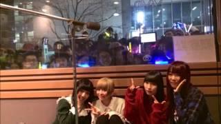 FM富士の代々木サテライトで、でんぱ組.incの相沢梨紗、成瀬瑛美で送るビビッと☆でんぱジャックなう! 今日は新年ラジオ初めで2周年でした。 ゲストはもがちゃんと ...