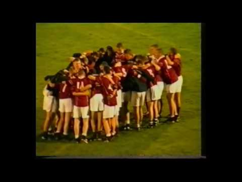 Premier football final 2003   Douglas v Bishopstown