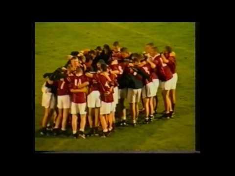Premier football final 2003   Douglas v Bishopstown