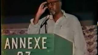 Moussa Ahmed Idriss, député