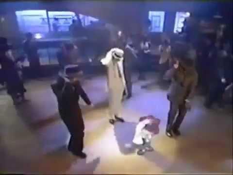 Alvin VS Michael Jackson.wmv