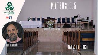 Reflexão: Mateus 5.5 - IPT