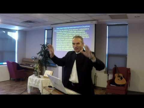 Trwanie w Chrystusie; pastor Bezubik Grzegorz;  Polonia z Jezusem Toronto/Mississauga