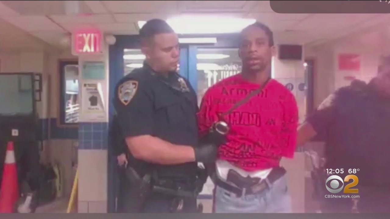 NYPD Allows Suspect Into Precinct With Firearm In His Pants