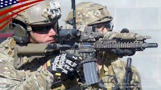 特殊部隊グリーンベレーのCQB訓練 - 第3特殊部隊グループ