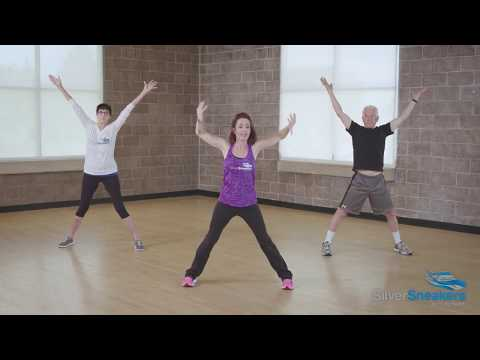 7-Minute Yoga Workout for Older Adults