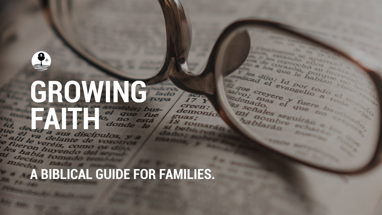 A Biblical Guide for Families.