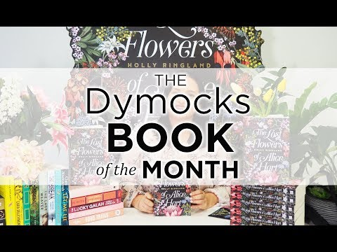 The Dymocks Book of the Month - April 2018