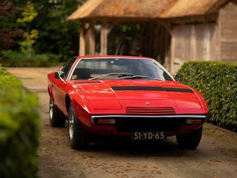 1977 Maserati Khamsin - #Maserati #Khamsin #classiccar