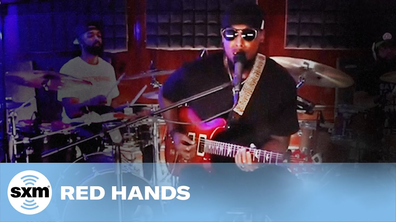 RED Hands - No Rush [LIVE for SiriusXM] | Kirk Franklin's Praise