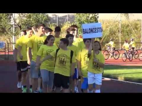 Clausura Escuela Municipal de Deportes 2015-2016
