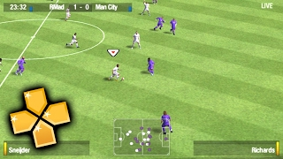 FIFA 08 PPSSPP Gameplay Full HD / 60FPS