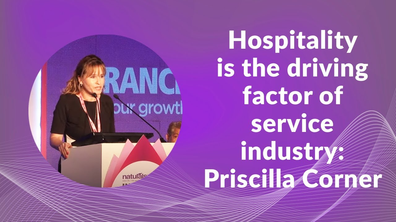 Hospitality is the driving factor of service industry: Priscilla Corner