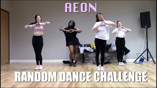 [AEON MIX] KPOP RANDOM DANCE CHALLENGE