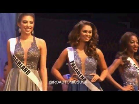 Miss California USA 2016: TOP 20 Announcement