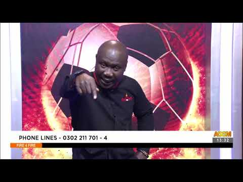 GFA, Name and Shame those Involved in Betting Scandal! - Fire 4 Fire on Adom TV (29-7-21)