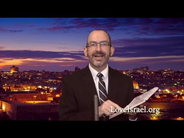 Hechos capítulo 13 - parte 3 - Dr. Baruch Korman