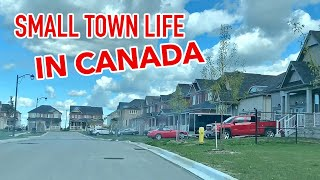 Living In Canada | What Small Towns Look Like in Ontario