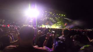 AC/DC - You Shook Me All Night Long at Coachella 2015 Weekend 2
