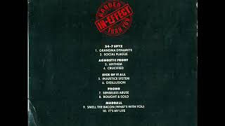 IN-EFFECT SAMPLER - 1989 - FULL ALBUM - Relativity Records (Punk Rock Genre)