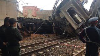 Maroc: un accident de train fait au moins six morts